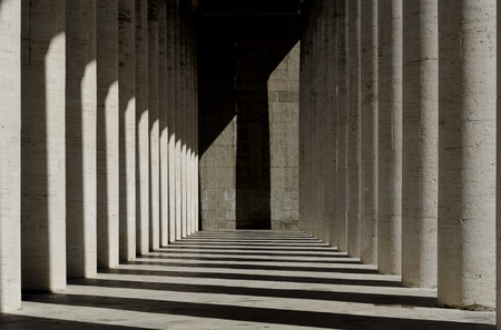 roman columns Stok Fotoğraf