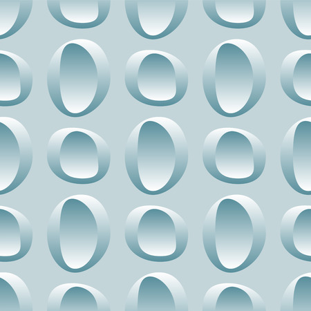 seamless abstract shape background. vector Vector