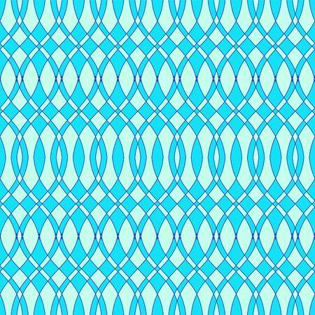 seamless geometric: senza soluzione di continuit� sfondo geometrico Vettoriali