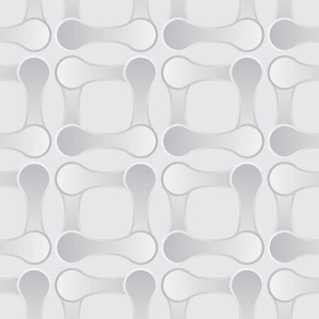 seamless geometric shape background. vector Vector