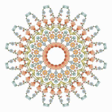 design design elemnt: Circular abstract background - Design elemnt