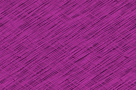 cross hatching: Cross striped shiny textured solid background - violet                        Stock Photo