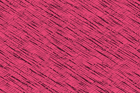 Cross striped shiny textured solid background - cerise                       photo