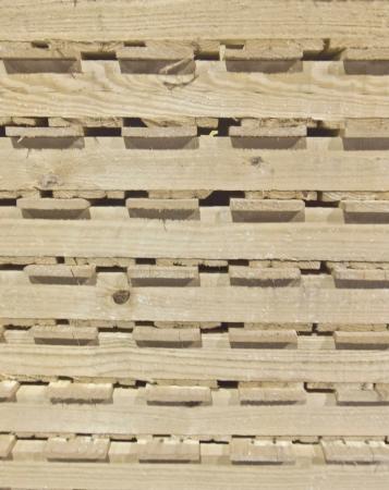 Wooden Pallets Stok Fotoğraf