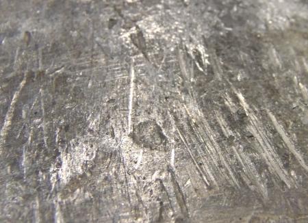 scratched: Scratched Metal