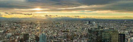 City view point in japan Standard-Bild