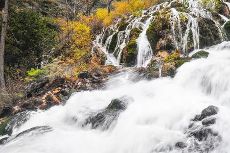 Waterfalls in China photo