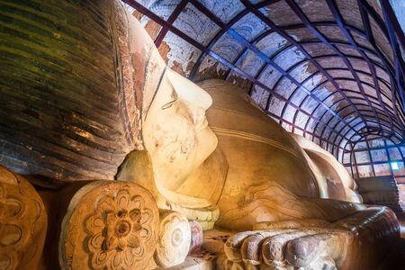 fascinate: Buddha in Bagan, Myanmar