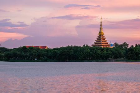 Wat nong wang temple in khonkaen Thailand