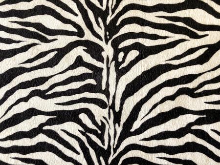 White tiger skin texture detail and close up Standard-Bild