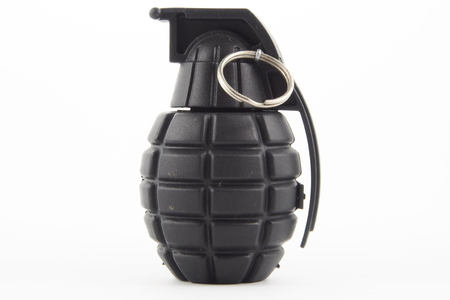 frag: Hand Grenade Stock Photo