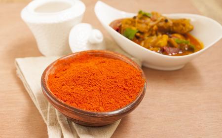 hots: red chili powder