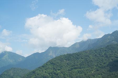 kerala: mountains in a morning view, kerala
