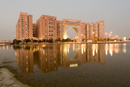 ibn: DUBAI, UAE - MARCH 18:  Ibn Battuta Gate Hotel in Dubai. Mar 18, 2016 in Dubai, United Arab Emirates