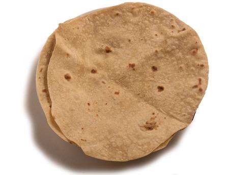 atta: Homemade fresh Hot Chapati .