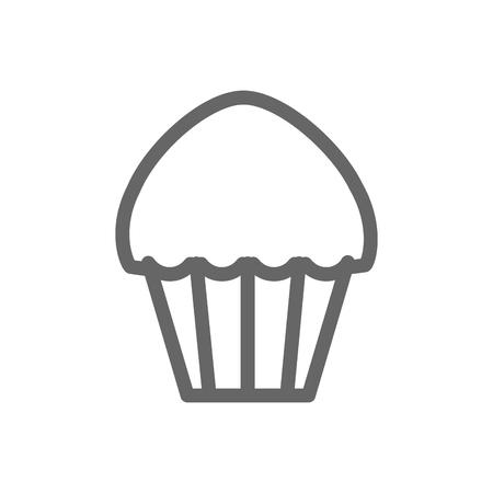 Muffin icon.