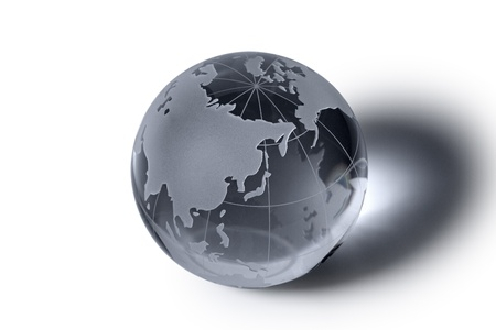 glass globe photo