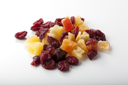 energy mix: healthy trail mix snack
