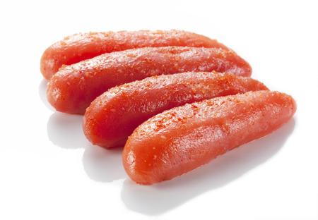 seasoned: seasoned cod roe
