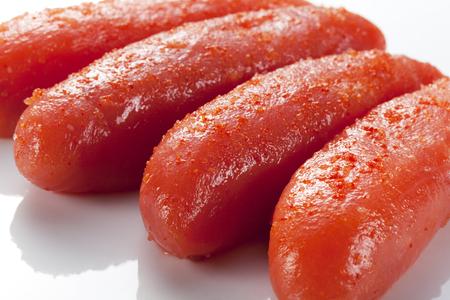 roe: seasoned cod roe