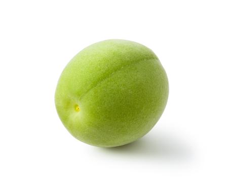 梅の果実のイメージ 写真素材