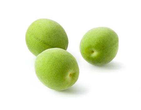 An image of Fruit of plum Standard-Bild