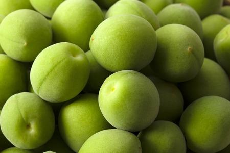 Una imagen de la fruta del ciruelo