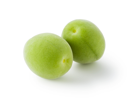 ume: An image of Fruit of plum Stock Photo