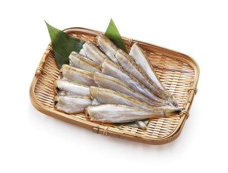 Overnight dried sandfish