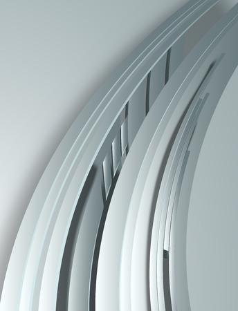 aluminium texture: Abstract steel background Illustration
