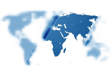 World map vector background. EPS10