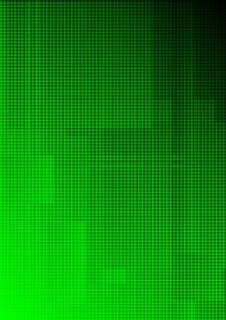 green and black: Abstract green and black textural background  Illustration