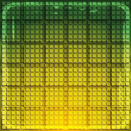 Creative textural background with squares  Vector