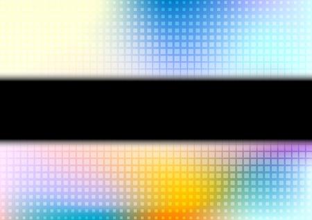 iridescent: Iridescent abstract background.