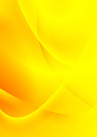 yellow on line: Colourful wavy background -  eps 10