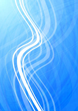 nonuniform: Simple waves on non-uniform background Illustration