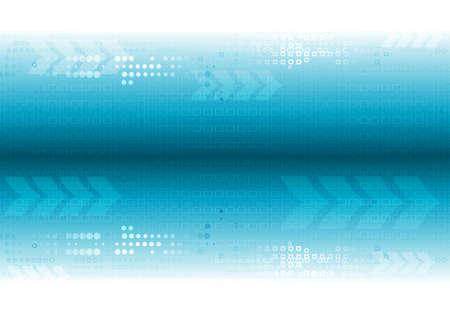 Abstract hi-tech design. Vector eps 10 Stock Vector - 9176531