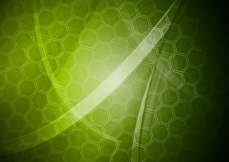 Abstract tech background.   Vector