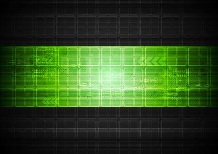 hitech: Hi-tech vibrant background.  Illustration