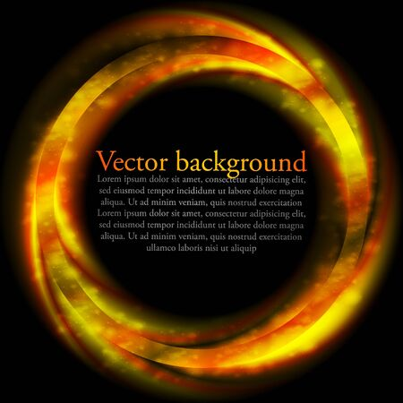 Elegant vibrant background. Vector illustration Stock Vector - 12211600