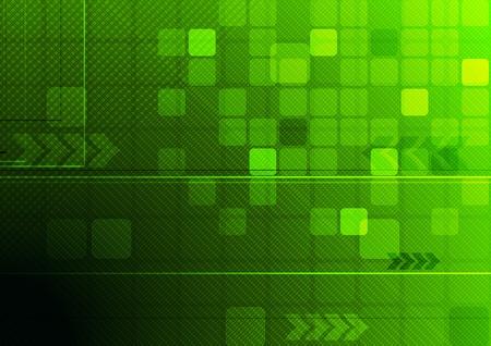 dark green background: Green hi-tech background.