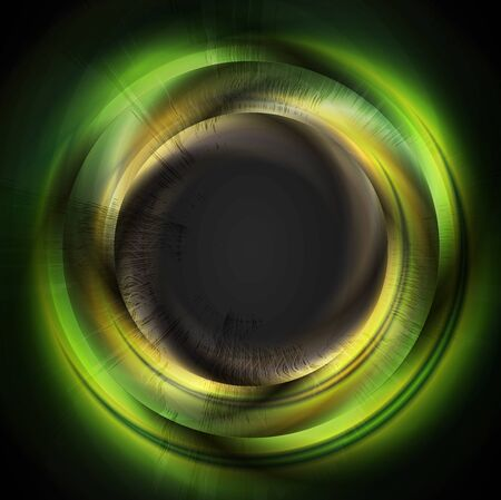 iridescent: Abstract iridescent background
