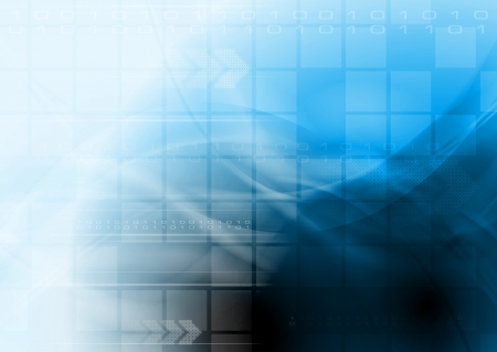 hitech: Abstract hi-tech vector background