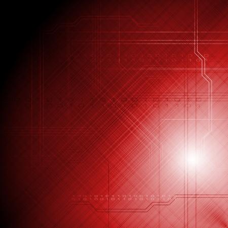 hitech: Hi-tech vector background Illustration