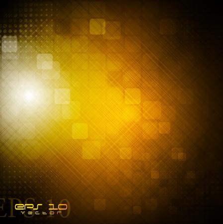 Dark technology background  Vector eps 10 Vector