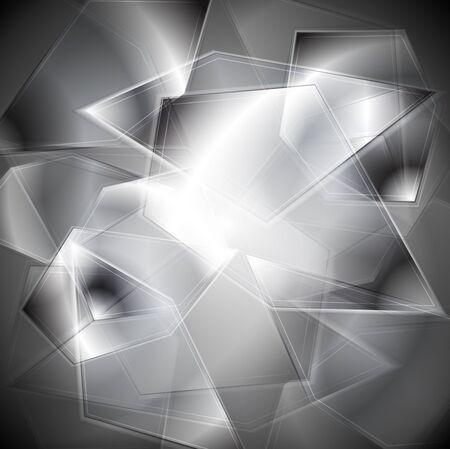 splinter: Abstract background. Glass splinters.
