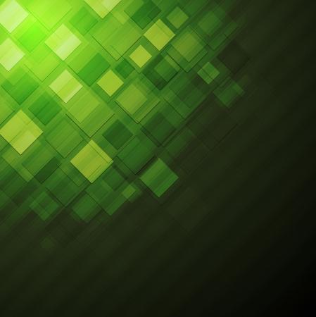 green: Màu xanh lá cây công nghệ thiết kế trừu tượng. Eps nền 10 vector Hình minh hoạ