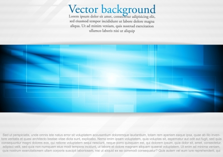 Elegant tech business background Vector