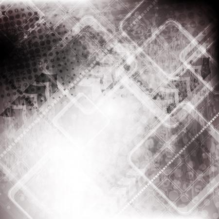 dark brown background: Hi-tech grunge background.