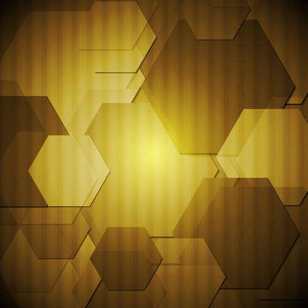 Abstract tech background. Vector design eps 10 Stock Vector - 16908720